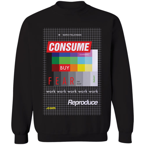 Consume Crewneck Sweatshirt