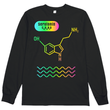 Load image into Gallery viewer, Serotonin L/S Tee
