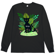 Load image into Gallery viewer, Hate You Cat L/S Tee