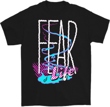 Load image into Gallery viewer, Fear of Life Vapor T-Shirt
