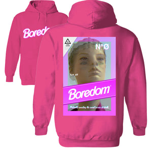 boredom manakin barbie doll hoodie by palm treat