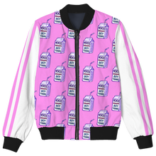 Load image into Gallery viewer, Boy Tears Bomber Jacket