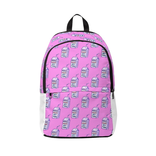 Boy Tears Backpack