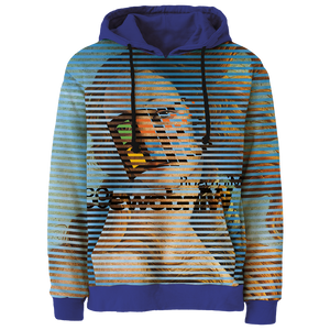 Birth of Venus All Over Hoodie