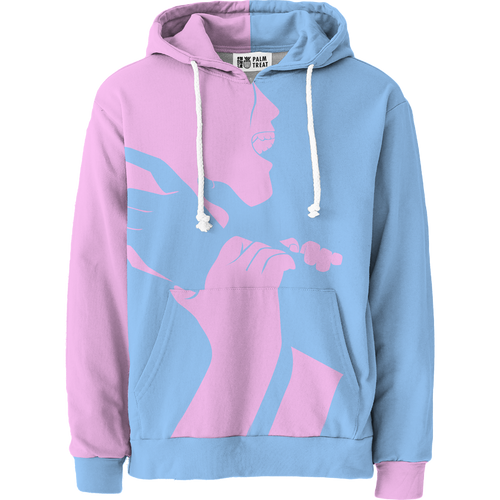 Choke All Over Hoodie