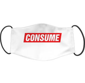 Consume Face Mask