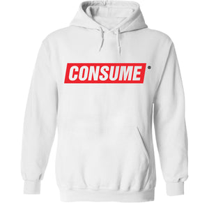 consume cool hipster skateboard teen hoodie by palm treat