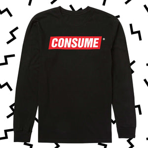 SAD MEMES CONSUME Long Sleeve