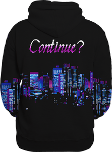 Continue All Over Hoodie