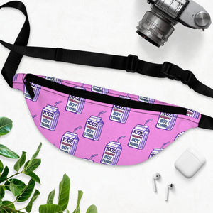 Boy Tears Waist Bag
