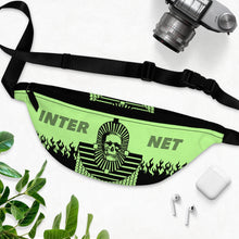 Load image into Gallery viewer, Pandemic Internet Waist Bag