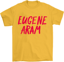 Load image into Gallery viewer, Eugene Aram Logo T-Shirt