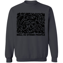 Load image into Gallery viewer, Hell is Other People Crewneck Sweatshirt