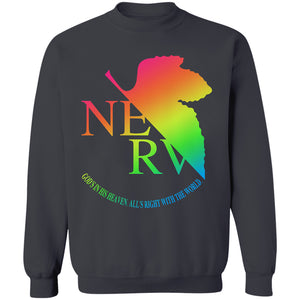 Eva Rainbow Jumper