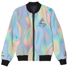 Load image into Gallery viewer, Deep Web Bomber Jacket