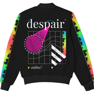 Despair Online Bomber Jacket