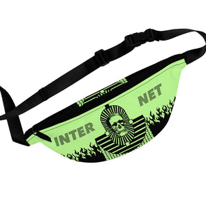 Pandemic Internet Waist Bag