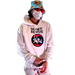 Do Not Revive Hoodie by palm-treat.myshopify.com for sale online now - the latest Vaporwave & Soft Grunge Clothing
