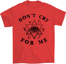 Load image into Gallery viewer, satanic illuminati sigil shirt