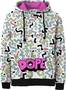 Dope All Over Hoodie