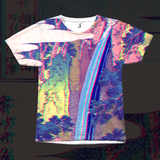 Waterfall All Over Print T-Shirt
