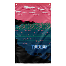 Load image into Gallery viewer, The End Tapestry by palm-treat.myshopify.com for sale online now - the latest Vaporwave & Soft Grunge Clothing