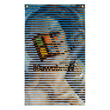 Load image into Gallery viewer, Windows vs Venus Tapestry by palm-treat.myshopify.com for sale online now - the latest Vaporwave & Soft Grunge Clothing