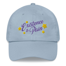 Load image into Gallery viewer, Existence is Pain Dad Hat
