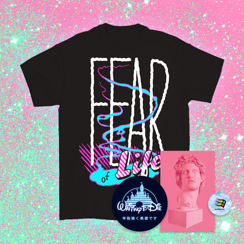 Fear of Life T-Shirt - Medium
