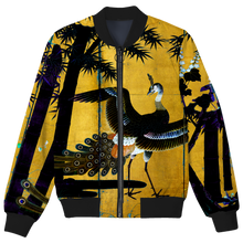 Load image into Gallery viewer, Fantasy Island Bomber Jacket