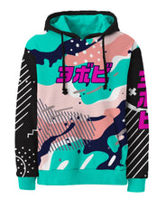 Load image into Gallery viewer, Tropicalia All Over Hoodie