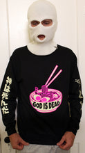 Load image into Gallery viewer, God is Dead Glow-in-the-Dark Jumper