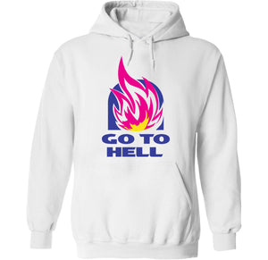 go to hell taco bell hoodie