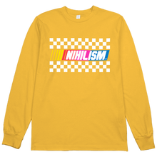 Load image into Gallery viewer, Nihilism L/S Tee