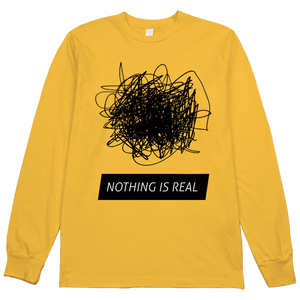 Nothing is Real L/S Tee