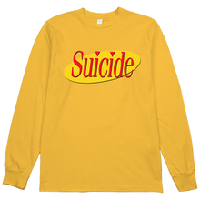 Load image into Gallery viewer, Suicide L/S Tee