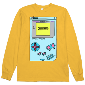 Game Over, Boy L/S Tee