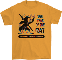Load image into Gallery viewer, Year of the Rat T-Shirt