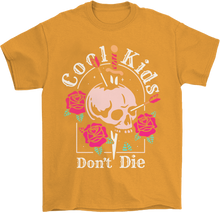 Load image into Gallery viewer, Cool Kids Don't Die T-Shirt
