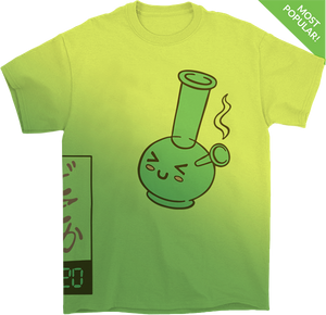 Kawaii Bong Color Changer T-Shirt