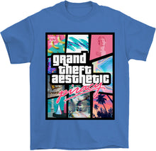 Load image into Gallery viewer, Grand Theft Aesthetic: Piracy T-Shirt