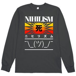 Shrug It Off L/S Tee