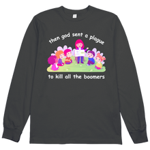 Load image into Gallery viewer, Boomer Plague L/S Tee