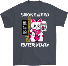 Load image into Gallery viewer, Smoke Weed Everyday T-Shirt