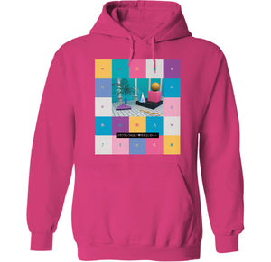 Lisa Frank 420 Hoodie by palm-treat.myshopify.com for sale online now - the latest Vaporwave & Soft Grunge Clothing