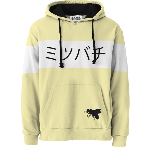 Honey Bee All Over Hoodie