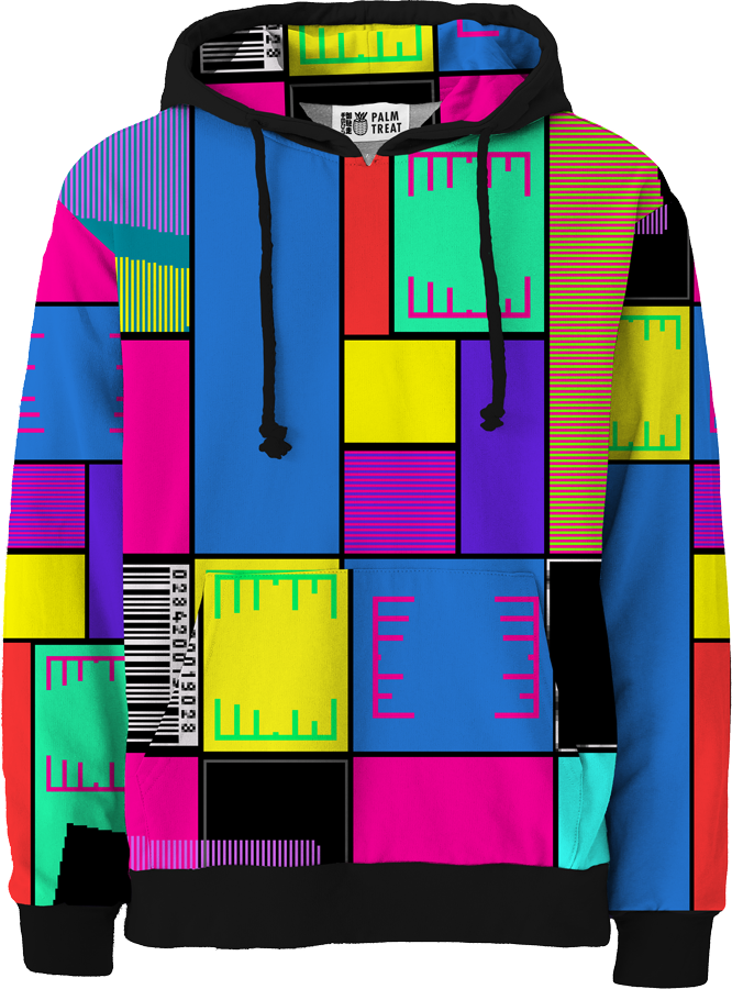 Hyper Vision All Over Hoodie