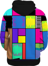 Load image into Gallery viewer, Hyper Vision All Over Hoodie