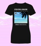 LADIES Liquid Crystal T-Shirt