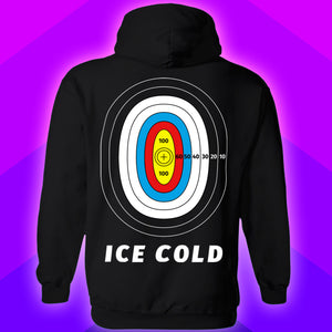 Ice cold target practice cop killer hoodie design by palm treat